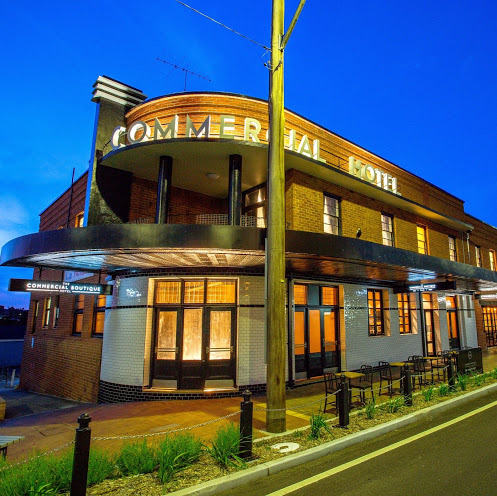 Commercial Boutique Hotel  - Goulburn Accommodation