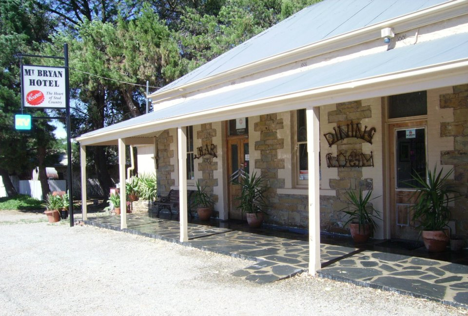 Mount Bryan Hotel - Goulburn Accommodation
