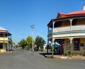 Commercial Hotel Ulmarra - Goulburn Accommodation