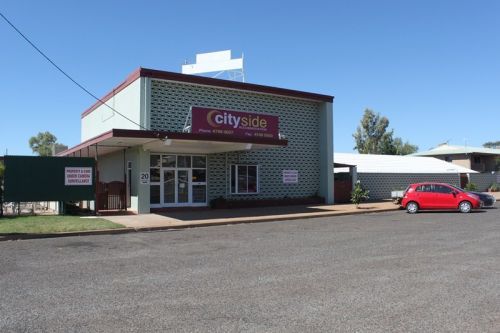 Cityside Accommodation  Mt Isa - Goulburn Accommodation