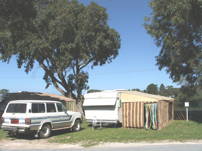 Waterloo Bay Tourist Park - Goulburn Accommodation