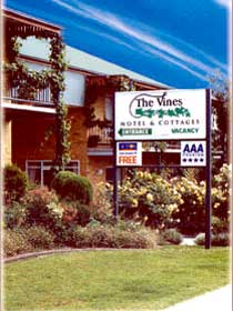The Vines - Goulburn Accommodation