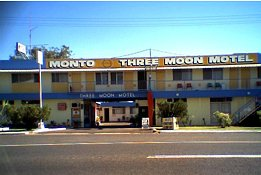 Monto Three Moon Motel - Goulburn Accommodation