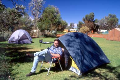 Voyages Ayers Rock Camp Ground - Goulburn Accommodation