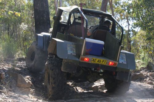 Macquarie 4x4 Centre - Goulburn Accommodation