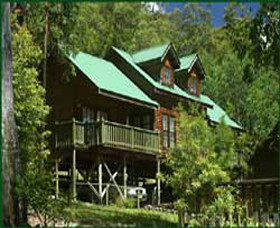 Barrington Wilderness Cottages - Goulburn Accommodation