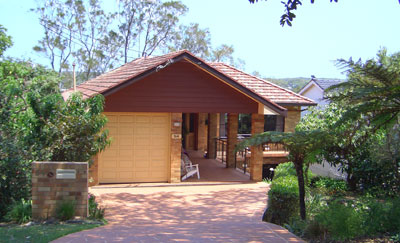 Cronulla South Retreat Bed  Breakfast - Goulburn Accommodation