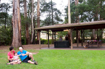 BIG4 Yarra Valley Holiday Park - Goulburn Accommodation