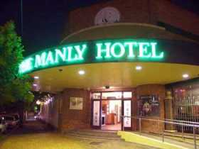 Manly Hotel The - Goulburn Accommodation