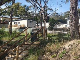 Coningham Beach Holiday Cabins - Goulburn Accommodation