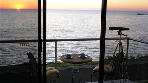 Clifftop Accommodation Portland Victoria - Goulburn Accommodation