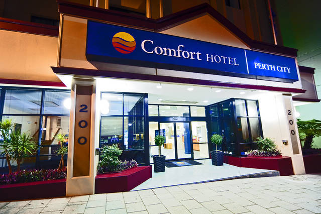 Comfort Hotel Perth City - Goulburn Accommodation