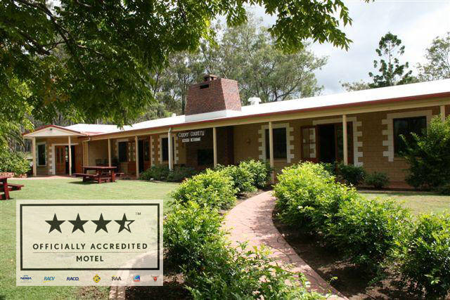 Copper Country Motor Inn  Restaurant - Goulburn Accommodation