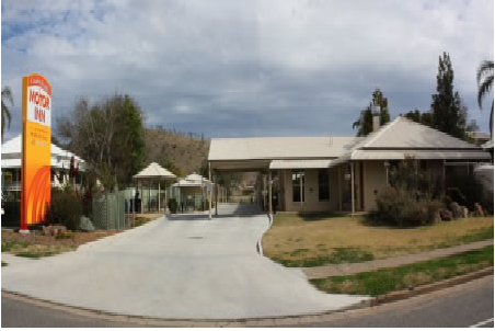 Country Roads Motor Inn - Gayndah - Goulburn Accommodation