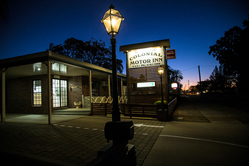 Gayndah Colonial Motor Inn - Goulburn Accommodation