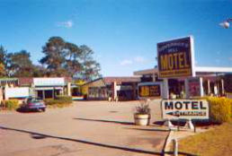 Governors Hill Motel - Goulburn Accommodation
