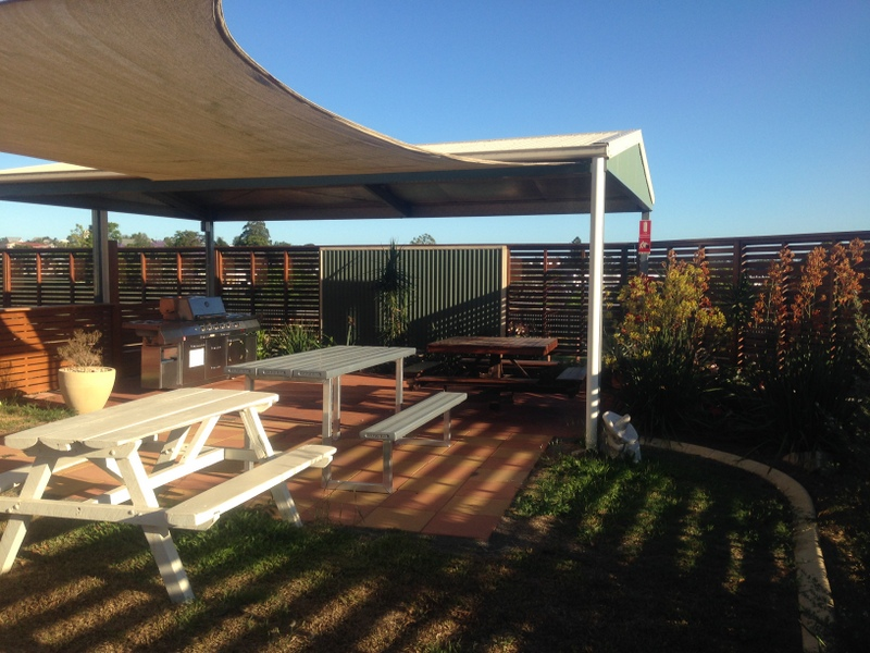 Gympie Caravan Park - Queens Park - Goulburn Accommodation