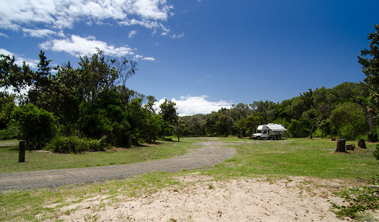 Banksia Green campground - Goulburn Accommodation