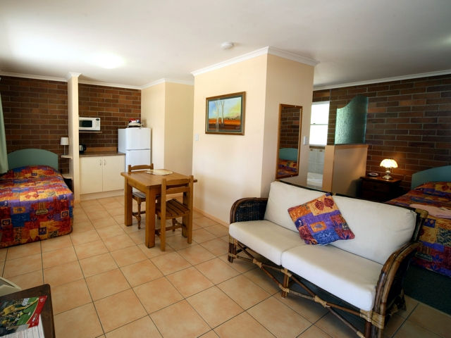 Rubyvale Motel  Holiday Units - Goulburn Accommodation