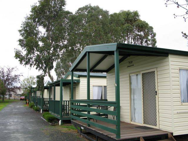 Tatura Caravan Park - Goulburn Accommodation