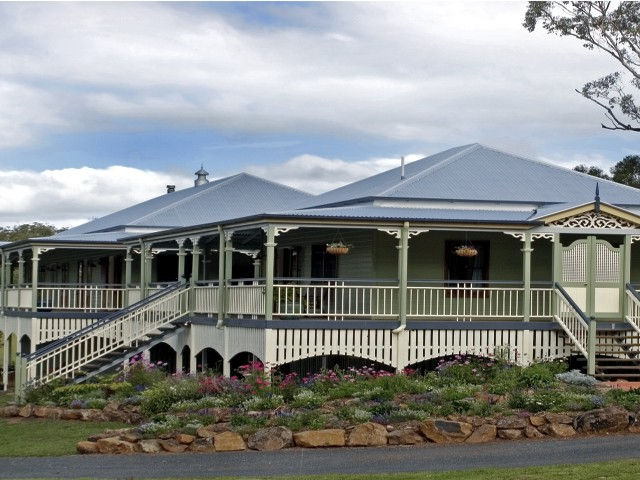 The Sanctuary Springbrook Guest House Cottage - Goulburn Accommodation