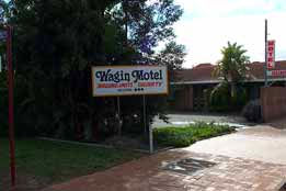 Wagin  Mitchell Motel's - Goulburn Accommodation