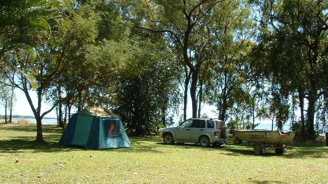 Weipa Caravan Park  Camping Ground - Goulburn Accommodation