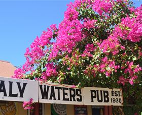 Daly Waters Historic Pub - Goulburn Accommodation