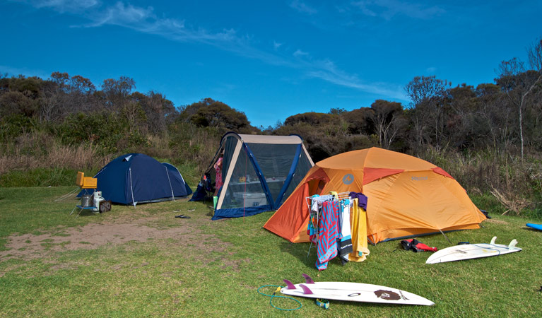 Frazer campground - Goulburn Accommodation