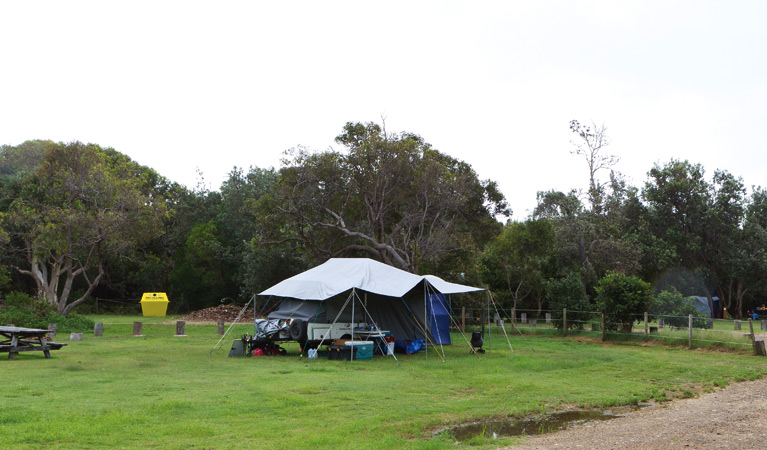Illaroo campground - Goulburn Accommodation