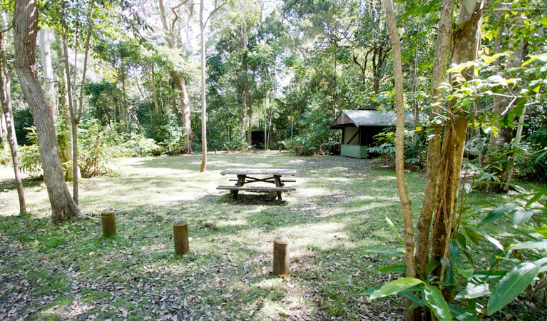 Iron Pot Creek campground - Goulburn Accommodation
