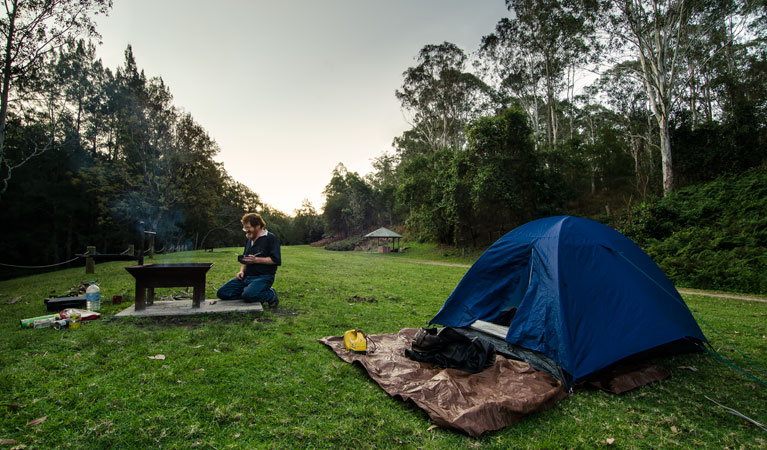 Woko campground - Goulburn Accommodation