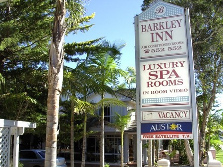 The Barkley Inn - Goulburn Accommodation