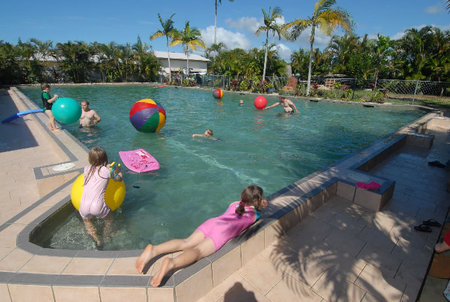 Kurrimine Beach Holiday Park - Goulburn Accommodation