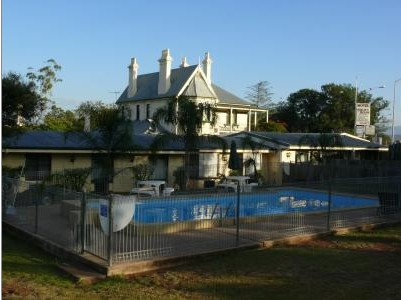 Airlie House Motor Inn - Goulburn Accommodation