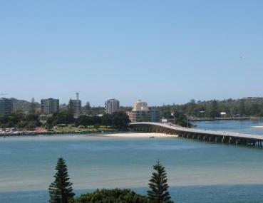 Sunrise Tuncurry Apartments - Goulburn Accommodation