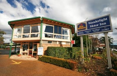 Best Western Wanderlight Motor Inn - Goulburn Accommodation