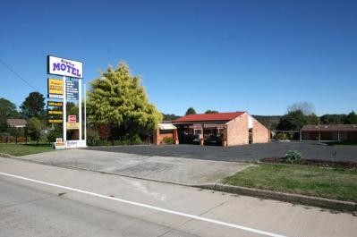 Alpha Motel - Goulburn Accommodation