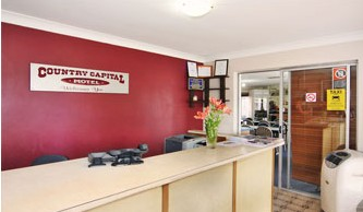 Country Capital Motel - Goulburn Accommodation