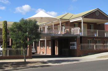 Golf Links Motel - Goulburn Accommodation