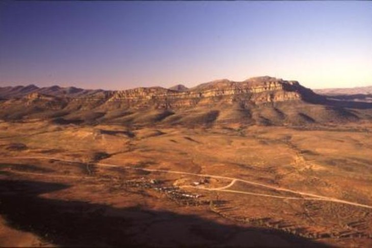 Flinders Ranges - Rawnsley Park Station