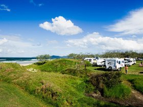 Noosa North Shore Beach Campground - Goulburn Accommodation