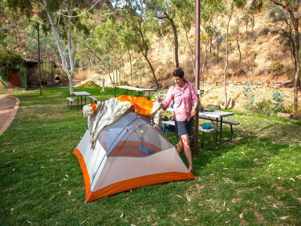 Standley Chasm Angkerle Camping - Goulburn Accommodation
