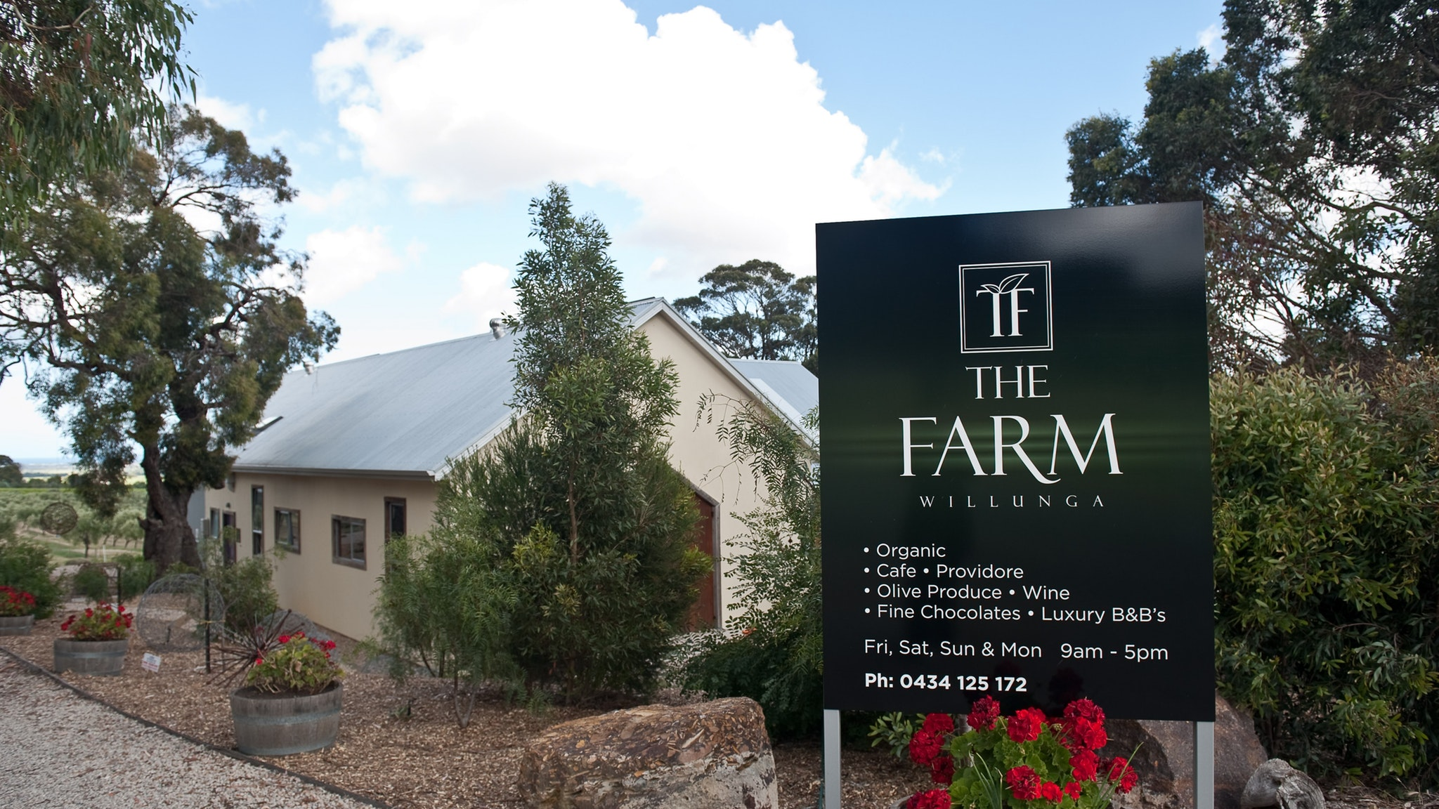 The Farm, Willunga