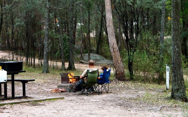 Girraween National Park Camping Ground - Goulburn Accommodation