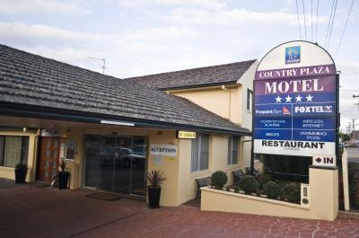 Quality Inn Country Plaza Queanbeyan - Goulburn Accommodation