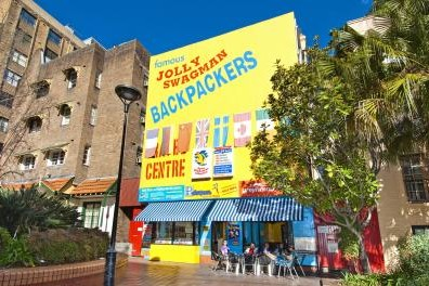 Jolly Swagman Backpackers Sydney Hostel