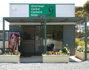 Greenleigh Central Canberra Motel - Goulburn Accommodation