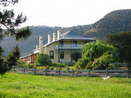 Stanton Bed and Breakfast - Goulburn Accommodation