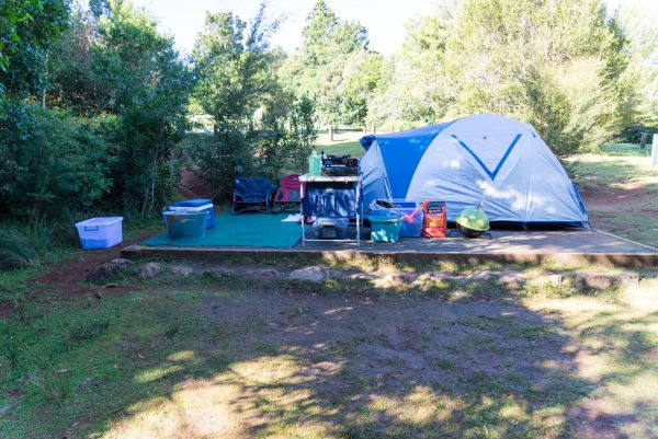 Lamington National Park Camping Ground - Goulburn Accommodation